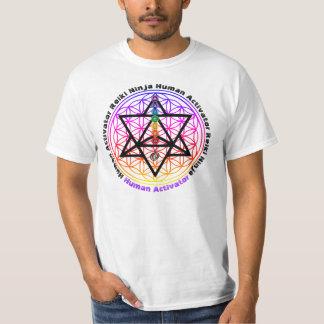Reiki Ninja Human Activator 4 T-Shirt