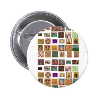 reiki ommantra buddha ganesh chokurei chakra krish pin