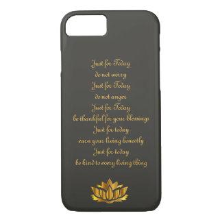 Reiki Principles iPhone 8/7 Case