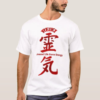 Reiki Red T-Shirt