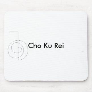 Reiki symbols mousepad