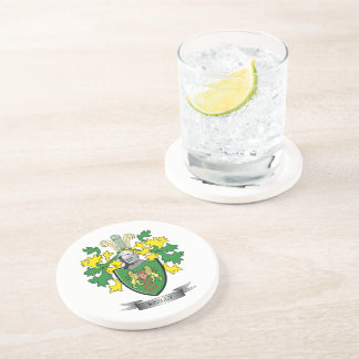 Reilly Coat of Arms Coaster