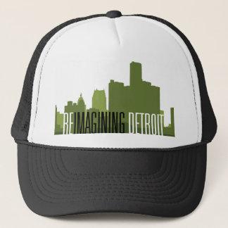 Reimagining Detroit Hat