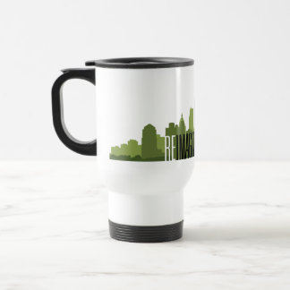 Reimagining Detroit Travel Mug