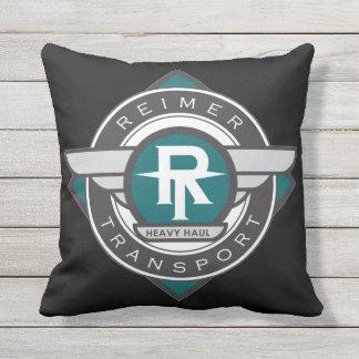 Reimer Transport Outdoor Pillow