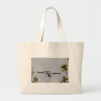 Reims Cessna F152 Large Tote Bag