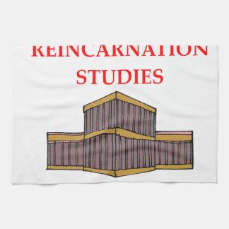 REINCARNATION KITCHEN TOWEL