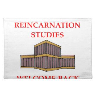 REINCARNATION PLACEMAT