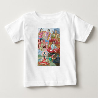Reincarnation, We are all connected Baby T-Shirt