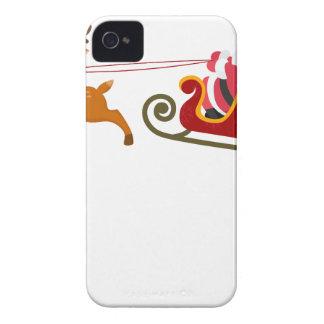 reindeer8 iPhone 4 cases