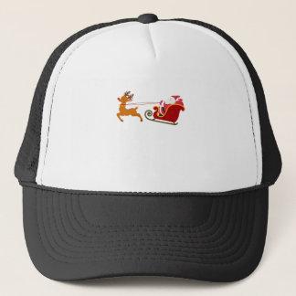 reindeer8 trucker hat