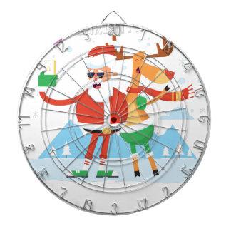 reindeer 11 dartboard