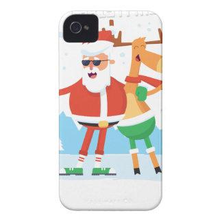 reindeer 11 iPhone 4 cases