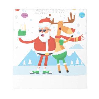 reindeer 11 notepad