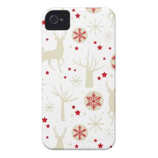 reindeer 12 iPhone 4 cases