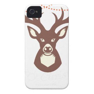reindeer 13 iPhone 4 case