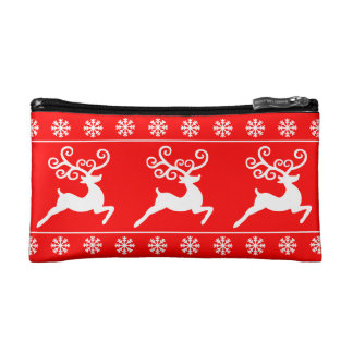 Reindeer and Snowflakes Bag