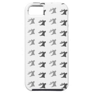 Reindeer Antler Pattern iPhone 5 Cover