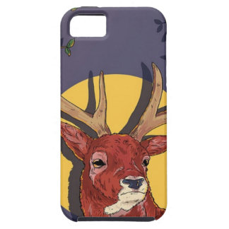 Reindeer Antlers Christmas Case For The iPhone 5