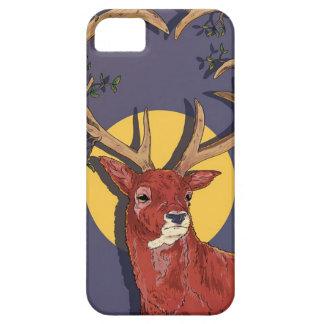 Reindeer Antlers Christmas iPhone 5 Case