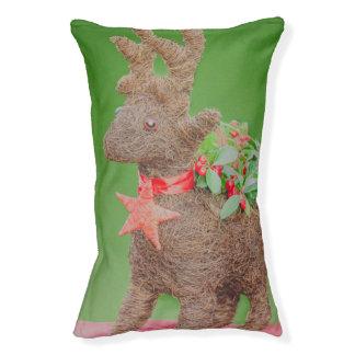 Reindeer Christmas decoration Pet Bed