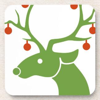 Reindeer Christmas Holidays Joy Coaster