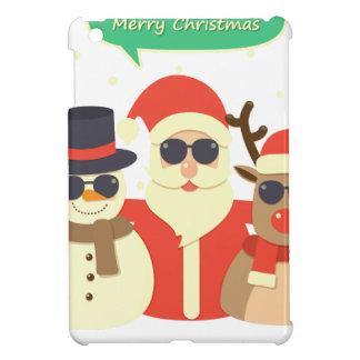 reindeer christmas iPad mini case