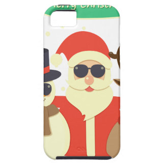 reindeer christmas iPhone 5 covers