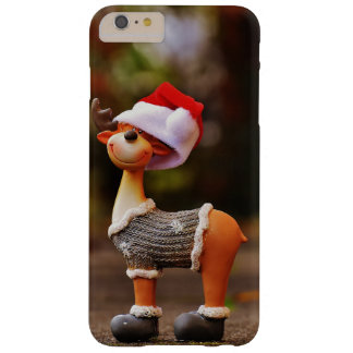 Reindeer decorations - christmas reindeer barely there iPhone 6 plus case