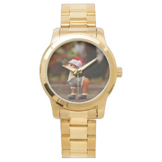 Reindeer decorations - christmas reindeer watch