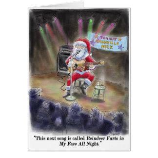 Reindeer Farts Card