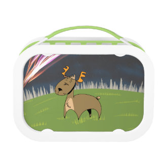 Reindeer in the Tundra Lunchboxes