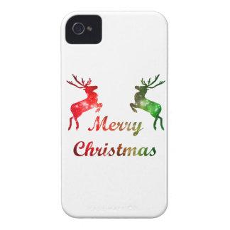 Reindeer iPhone 4 Case