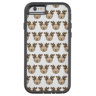 Reindeer Pattern iPhone 6/6s Case