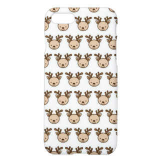 Reindeer Pattern iPhone 8/7 Matte Case