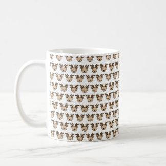 Reindeer Pattern Mug (11 oz)