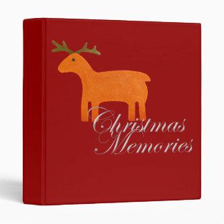 Reindeer Photo Album Binder