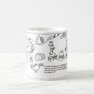 Reindeer Smores Coffee Cup