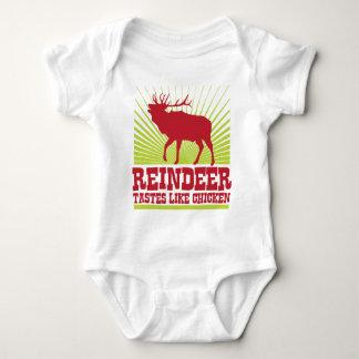Reindeer Tastes Like Chicken Shirts