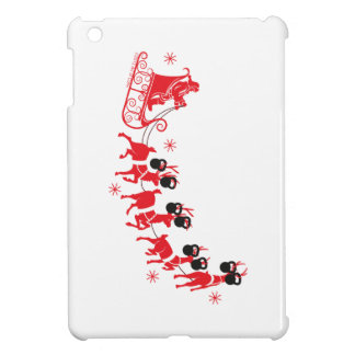Reindeer Workout iPad Mini Covers