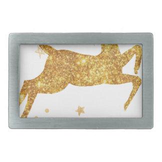 reindeere golden  stars belt buckles