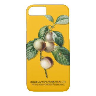 REINE CLAUDE FRANCHE PLUM iPhone 8/7 CASE