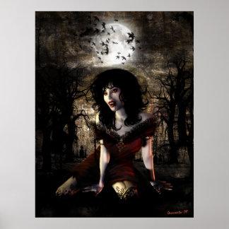 Reine de vampire poster