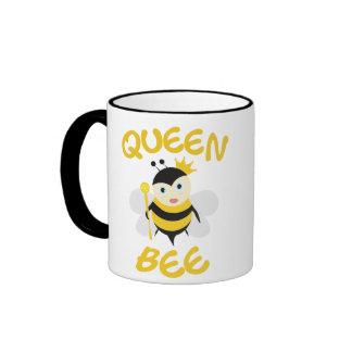 Reine des abeilles tasse à café