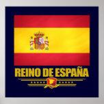 Reino de Espana Poster