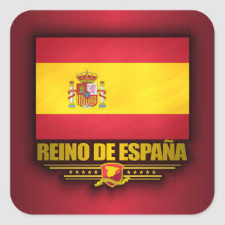 Reino de Espana Square Sticker