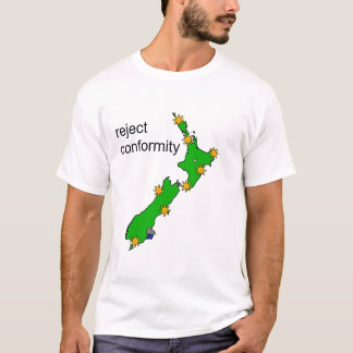 Reject Conformity Dunedin Weather T-shirt