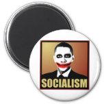 Reject Socialism Refrigerator Magnets