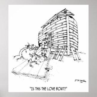 Relationship Cartoon 1035 Poster