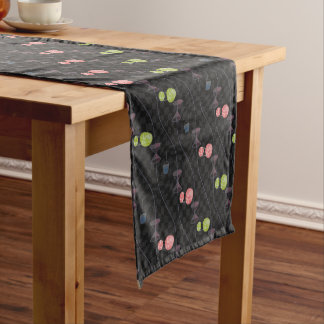 Relativistic Universe (with curved grid) Short Table Runner